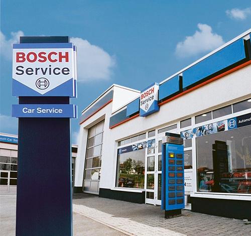 Oficina Bosch Car Service em Brasília